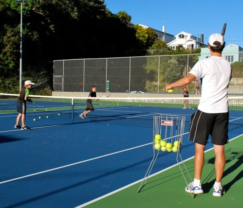 Tennis Coaching Castle Hill
