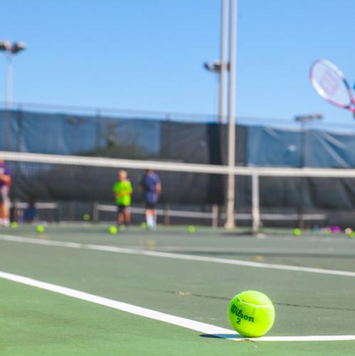 Tennis Coaching Hills District