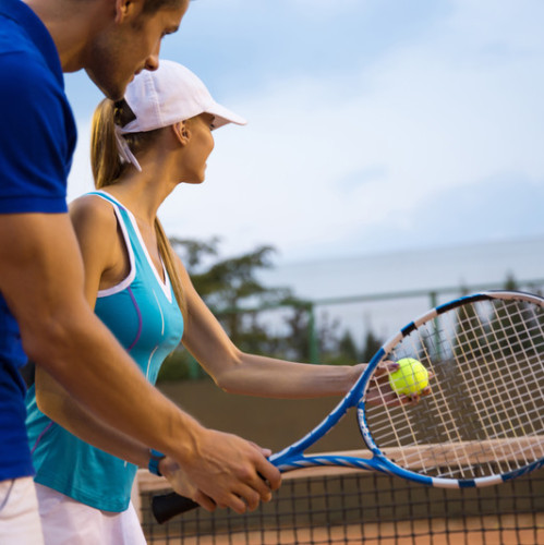 tennis coaching Women
